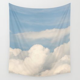 rain · clouds Wall Tapestry
