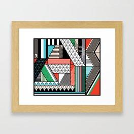 yas Framed Art Print