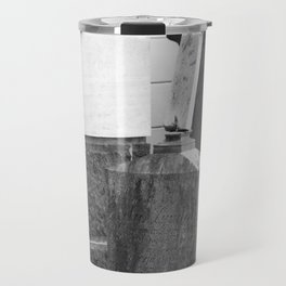 old cross Travel Mug