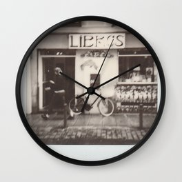 Libros Wall Clock
