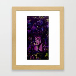 Fungal Infection Framed Art Print