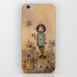 Adopt the Pace of Nature iPhone Skin