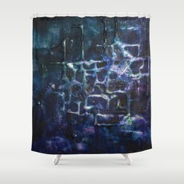 Anti-Grav Shower Curtain