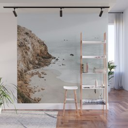 malibu coast / california Wall Mural