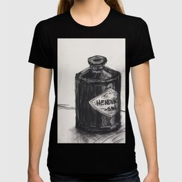 Gin and Charcoal T-shirt