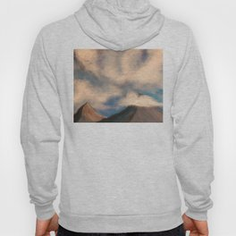 Clouds and Mountains Hoody