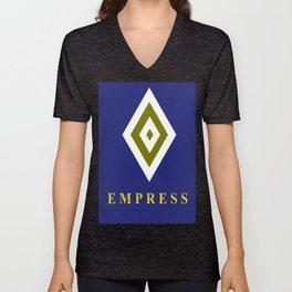 Empress Unisex V-Neck