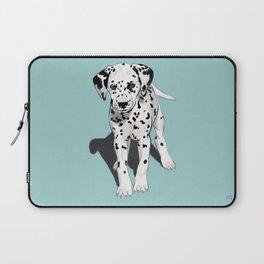 Dalmatian Puppy Laptop Sleeve