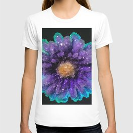 Crystalized Flowers T-shirt