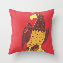 Soviet Union Throw Pillow