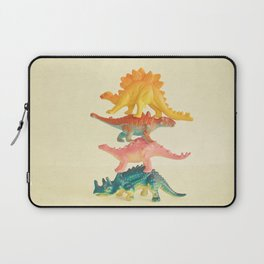Dinosaur Antics Laptop Sleeve