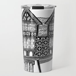 The gateway House Travel Mug