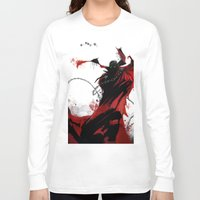 spawn Long Sleeve T-shirts featuring Spawn by Scofield Designs