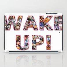 WAKE UP!  iPad Case