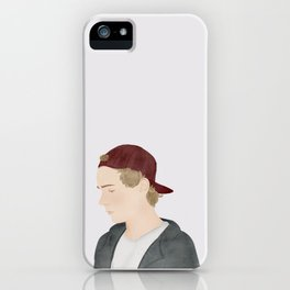 Skam | Isak Valtersen iPhone Case