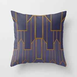 ART DECO G3 (abstract artdeco geometric) Throw Pillow