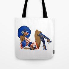 Funky 4th Tote Bag