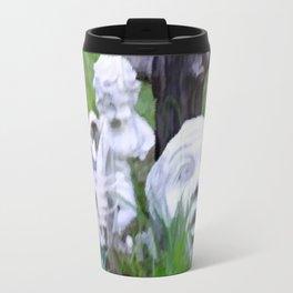 Yard Art Garden Decor Travel Mug