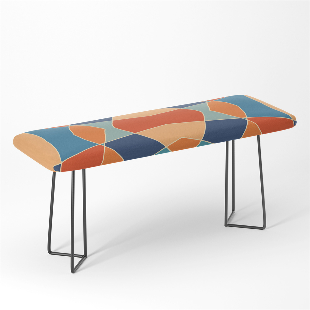 Retro_Colored_Abstract_Butterfly_Bench_by_alphaomega