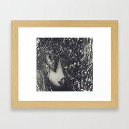 Hiedra/Ivy Framed Art Print