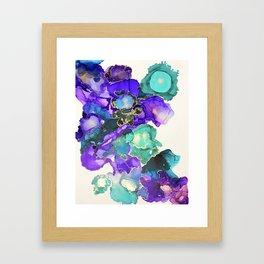 L O V E Framed Art Print