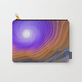 Whispering water and a blue moon Carry-All Pouch