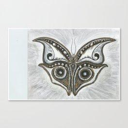ALIEN NATURE Canvas Print