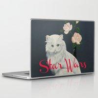 starwars Laptop & iPad Skins featuring Wilco - StarWars by NICEALB