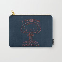Overthink Carry-All Pouch