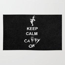 Keep Calm and Carry On: My Chemical Romance Rug