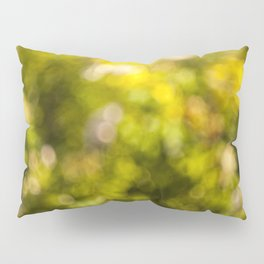 Beautiful bokeh Pillow Sham