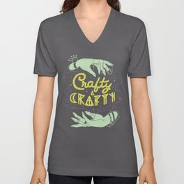 Crafty & Crafty Unisex V-Neck