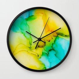 Sand Path  Wall Clock