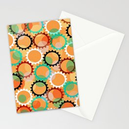 Smells like flowers and sun Stationery Cards