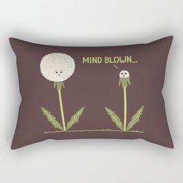 Mind Blown Rectangular Pillow