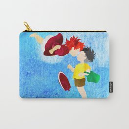 Ponyo and Sosuke Carry-All Pouch