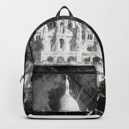 Paris - Basilique du Sacré Cœur Backpack