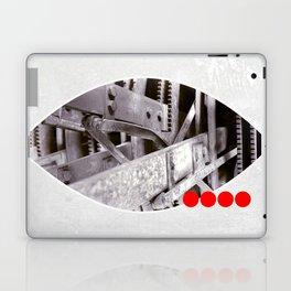 gears inside Laptop & iPad Skin