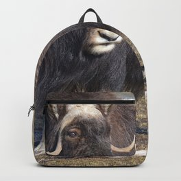 Arctic Muskox Backpack