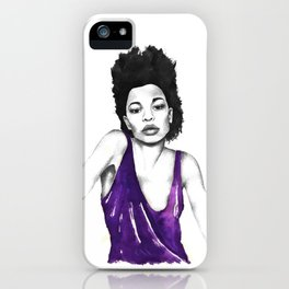 Karly Loyce iPhone Case