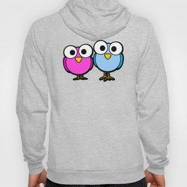 Cartoon Birds Hoody