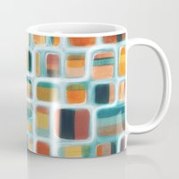 kandinsky Mugs featuring Color apothecary by Efi Tolia