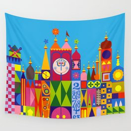 It's a Small World Wall Tapestry