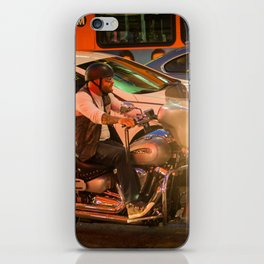 Moto Los Angeles iPhone Skin