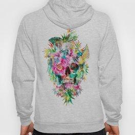 Tropical Skull Hoody