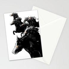 Andromeda Horses Stationery Cards