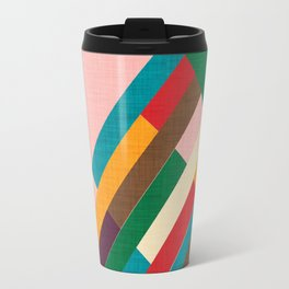 meridian pink Travel Mug