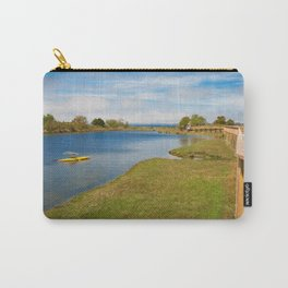 Assateague Island Marsh Carry-All Pouch