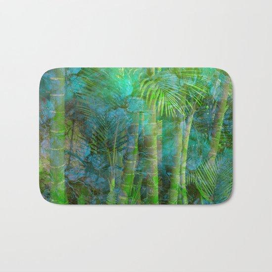 Tropical Mood Bath Mat