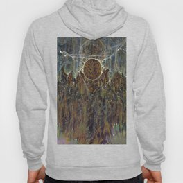 Nebulous Portal Emergence (Electric Gateway) Hoody